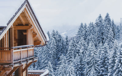 Perché comprare uno chalet in montagna